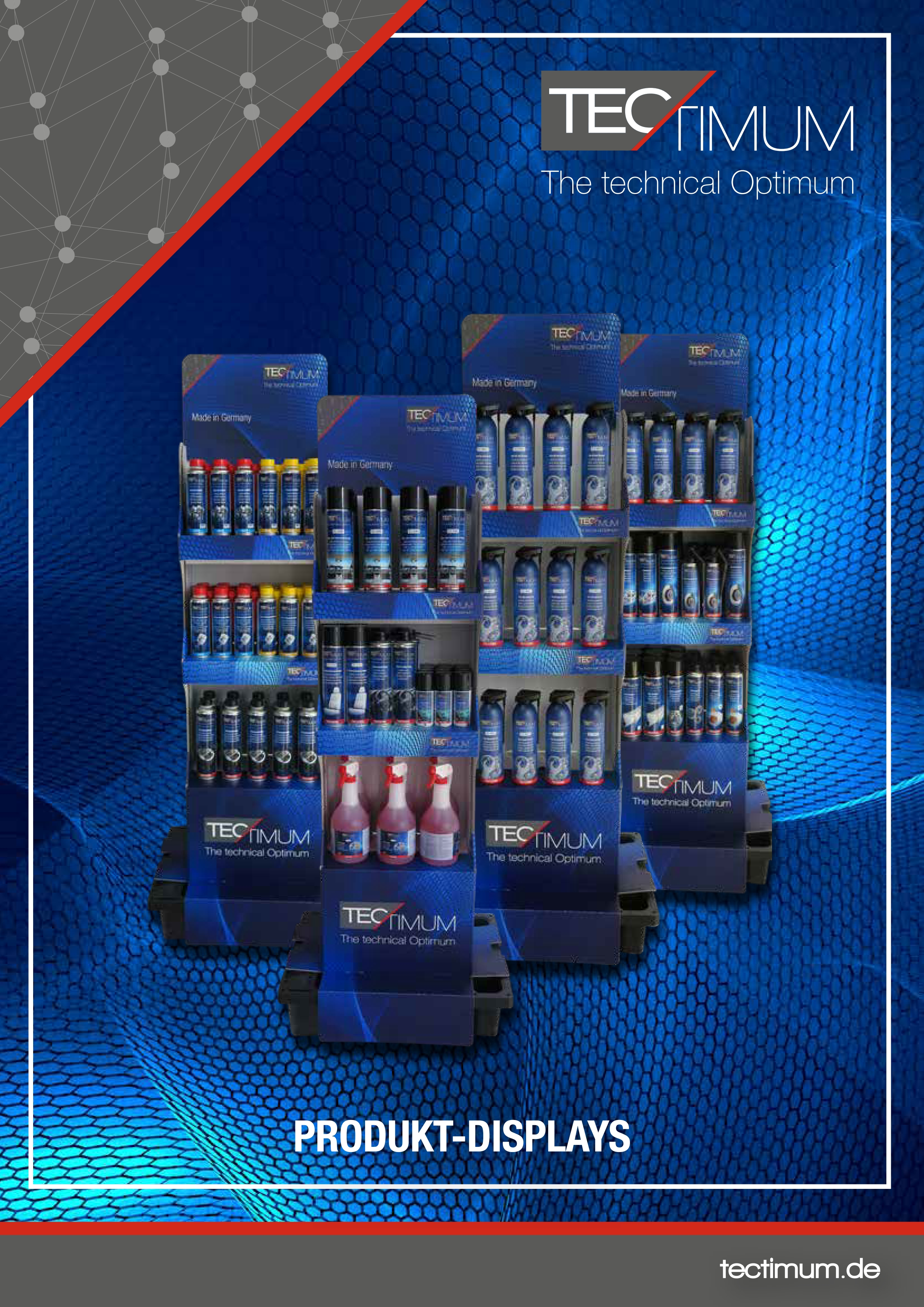 Tectimum Produkt-Displays